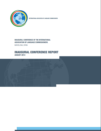 Conference 2014 Report